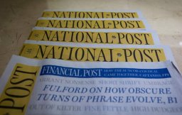 Continue reading: 'Hell freezes over': National Post staff announce union drive at Postmedia's flagship paper