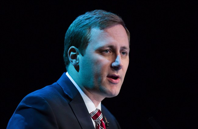 Trost's Conservative leadership campaign hit with $50K fine over membership list