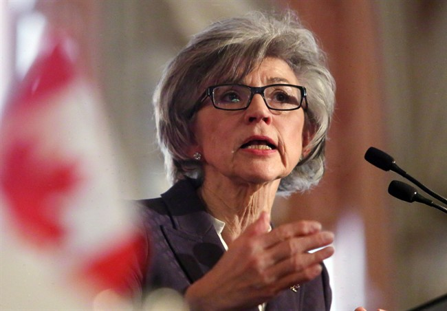 Former chief justice Beverly McLachlin has delivered her report on allegations of misconduct against two senior provincial officials to B.C. house leaders.