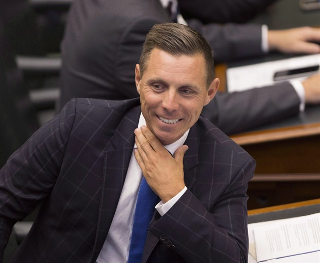 Patrick Brown's new-found confidence will be on full display if he shows up at Queen's Park on Monday.