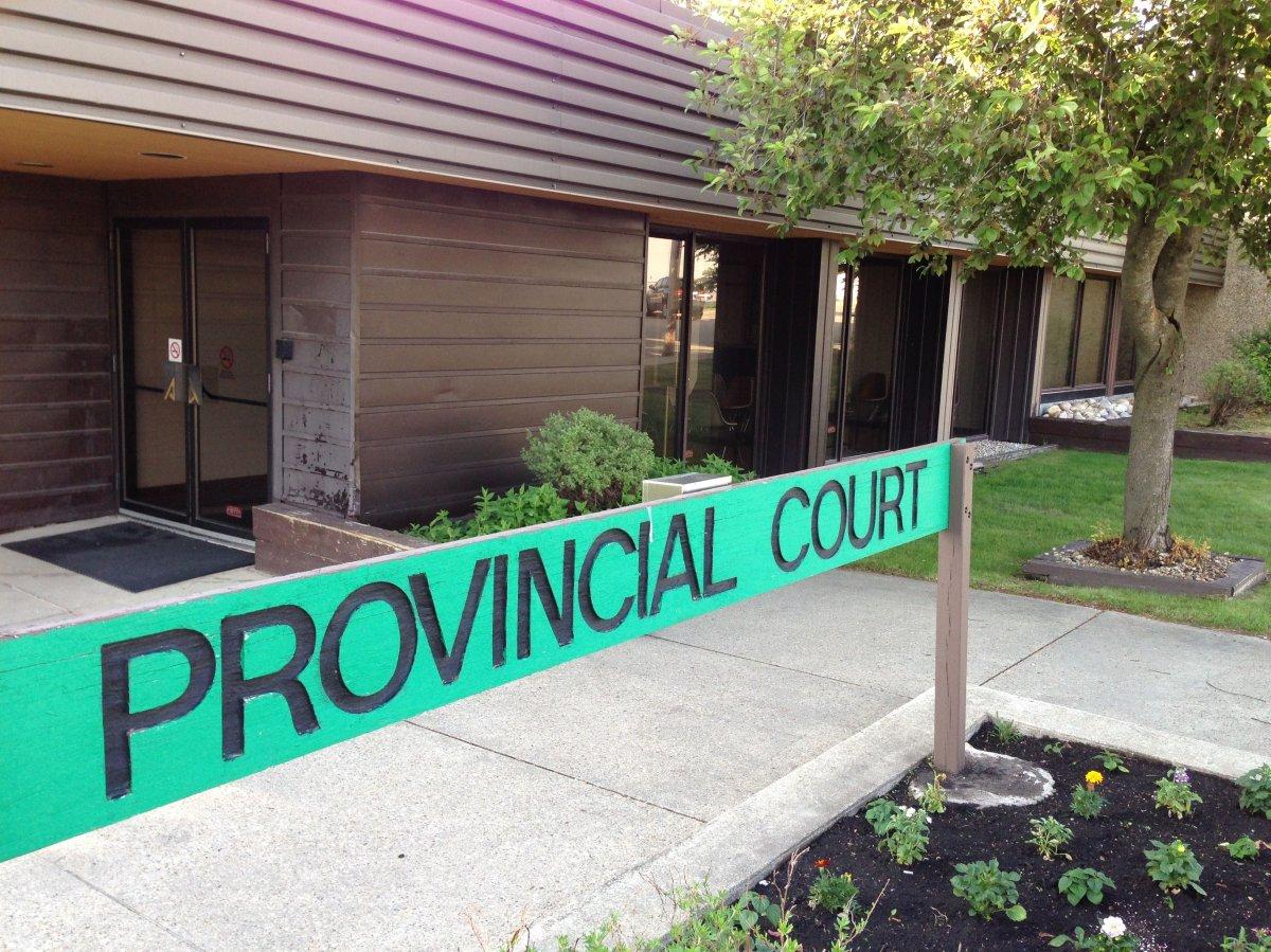 Evansburg, Alberta Provincial Court, June 12, 2017.
