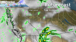 Continue reading: Thunderstorms and cooler temperatures across southern Alberta by Tuesday