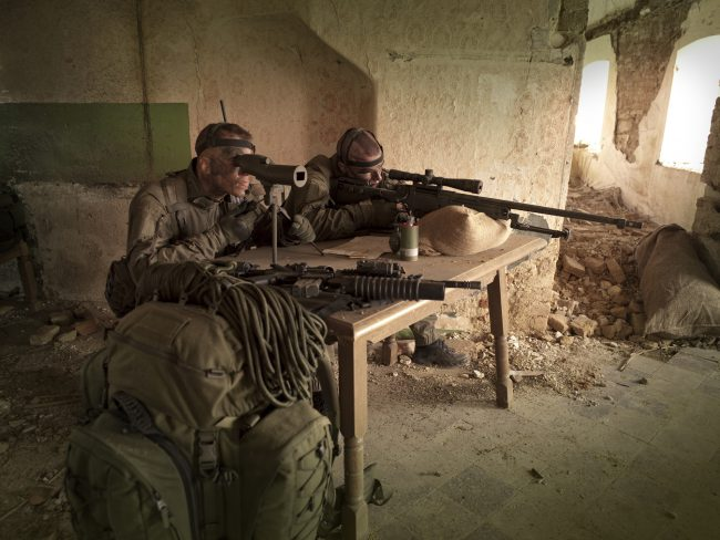 FILE: Snipers from around the world will soon be competing at New Brunswick military base.