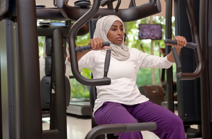 Muslims should continue to exercise in Ramadan, a nutritionist says.