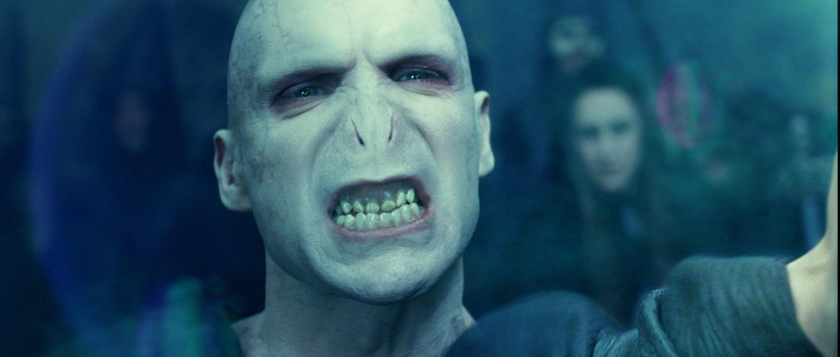 Lord Voldemort - Courtesy of Warner Bros. Entertainment Inc.
