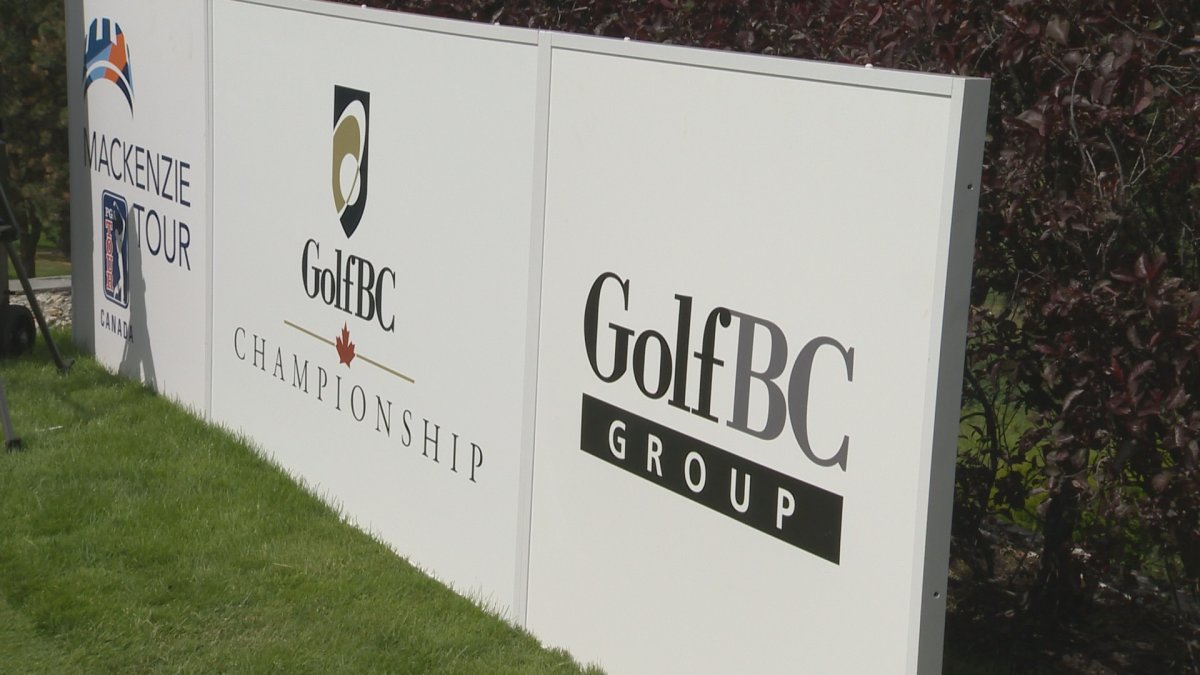 Eight under par sets the pace at Kelowna professional golf event - image