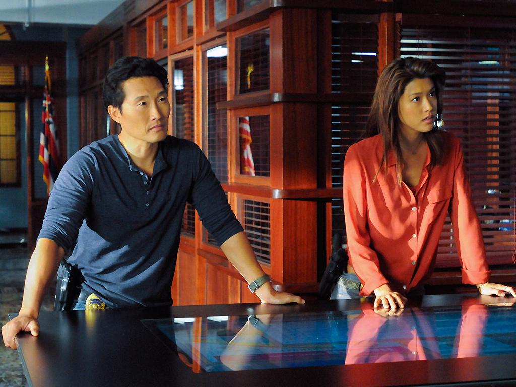 Daniel Dae Kim, Grace Park, 'Hawaii Five-O'