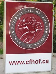 Continue reading: Been to the new Canadian Football Hall of Fame yet?