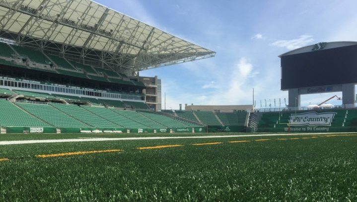 The Saskatchewan Roughriders are set to kick off their regular season in Mosaic Stadium this Saturday.