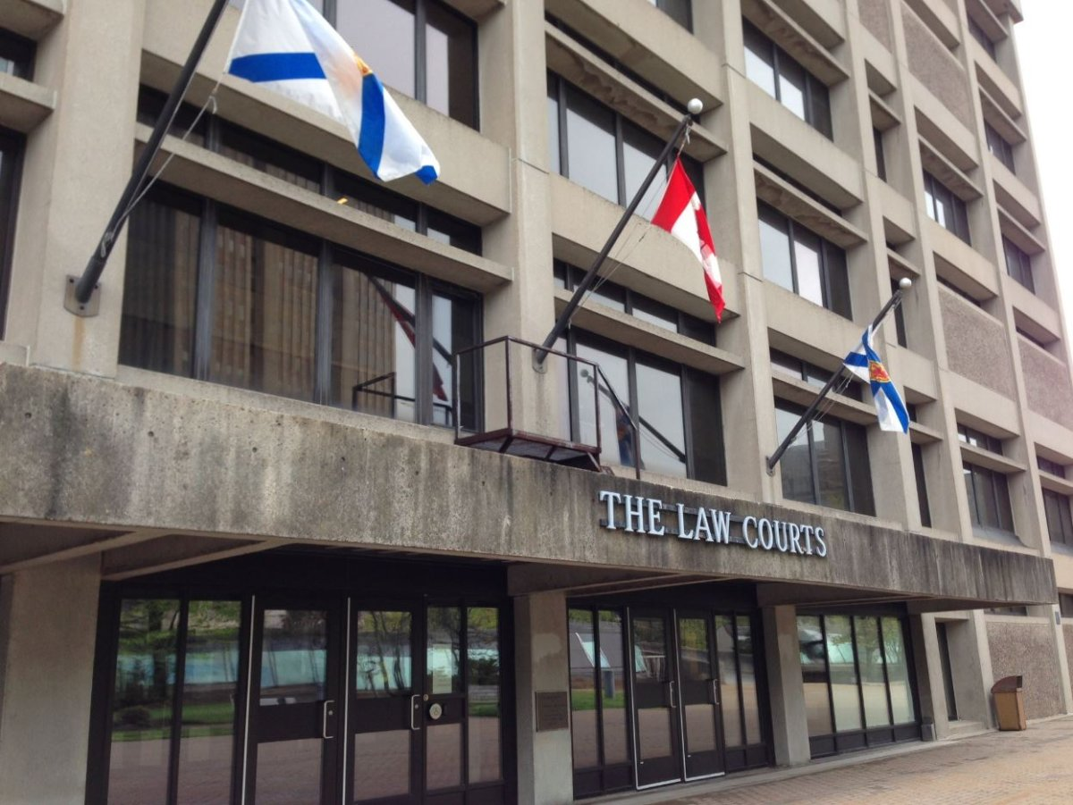 The Nova Scotia Law Courts are pictured here in June 2017.