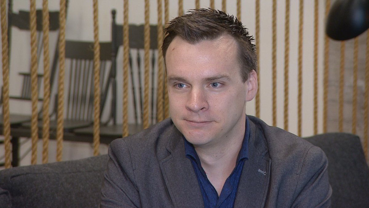 Mark Coffin, Executive Director of Springtide, said the Federal government's decision to pass on electoral reform forced the decision to launch a charter challenge .
