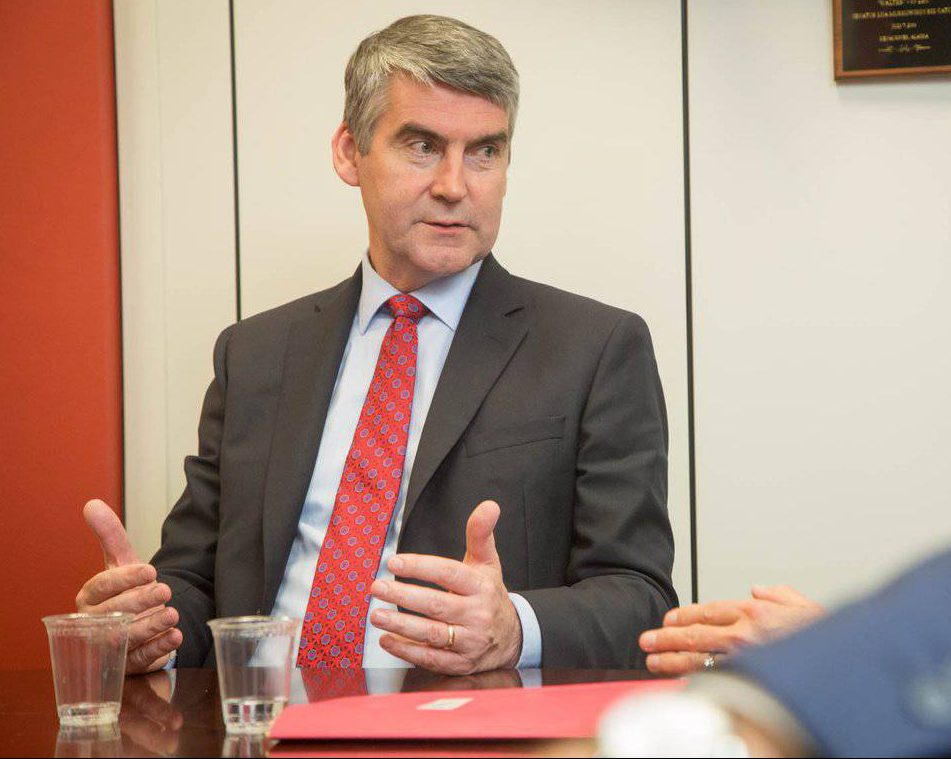 Premier Stephen McNeil is pictured.