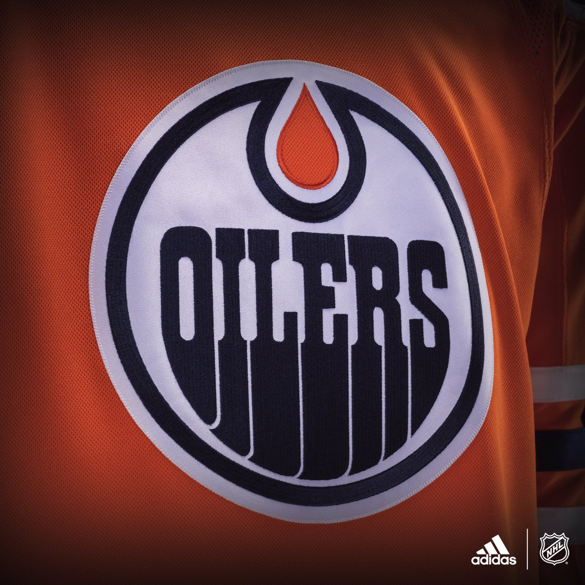 The Oilers will wear orange at home every game starting in the fall.