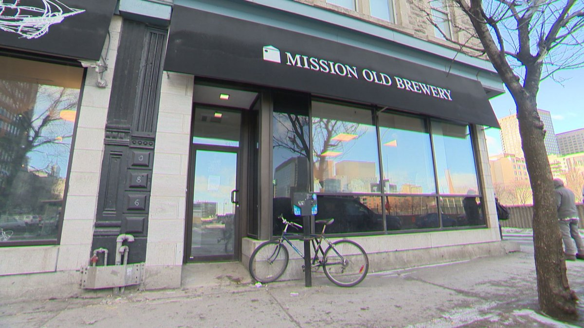 The Old Brewery Mission is ending their shelter service in favour of a more transitional system, Wednesday, June 7, 2017.