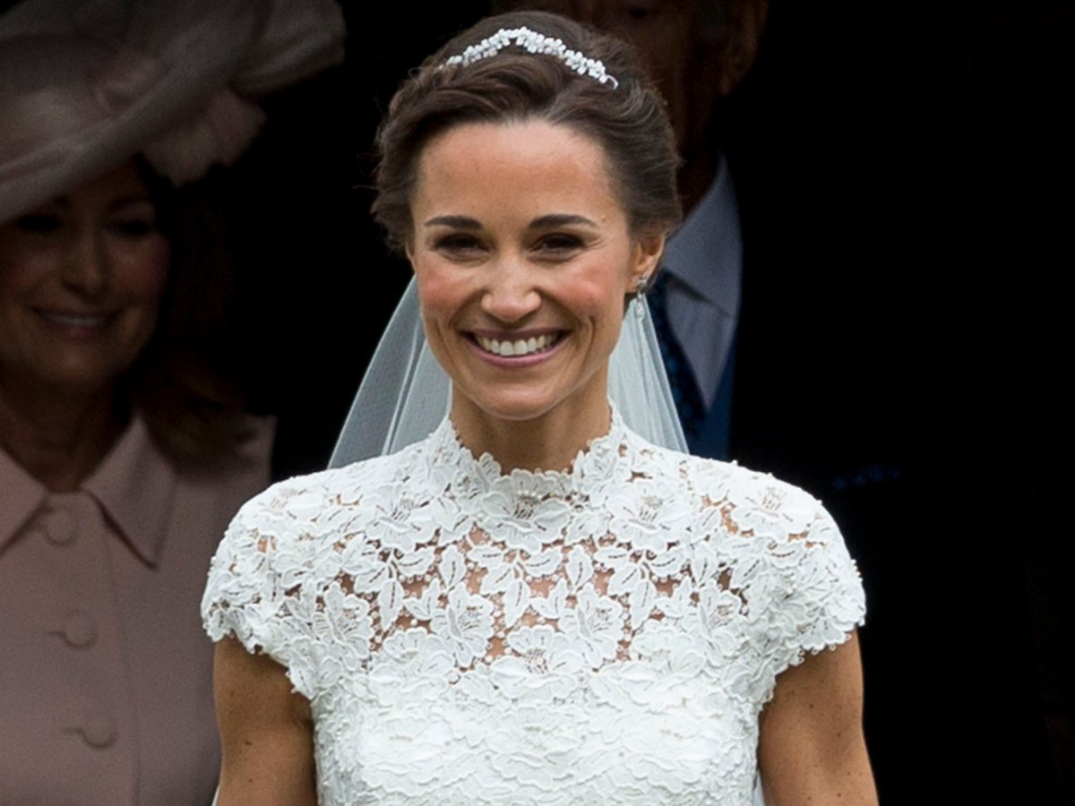Pippa Middleton's wedding glow is probably thanks in part to her earlymoon in St. Barts.