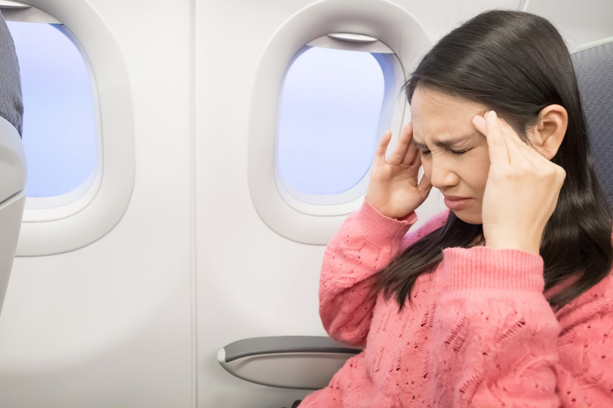 Passengers and flight crews have compalined about a range of symptoms, including headaches, nausea, dizziness and disorientation, among others, a new WHO report claims,.