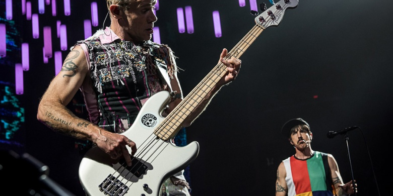 Red Hot Chili Peppers @ FirstOntario Centre