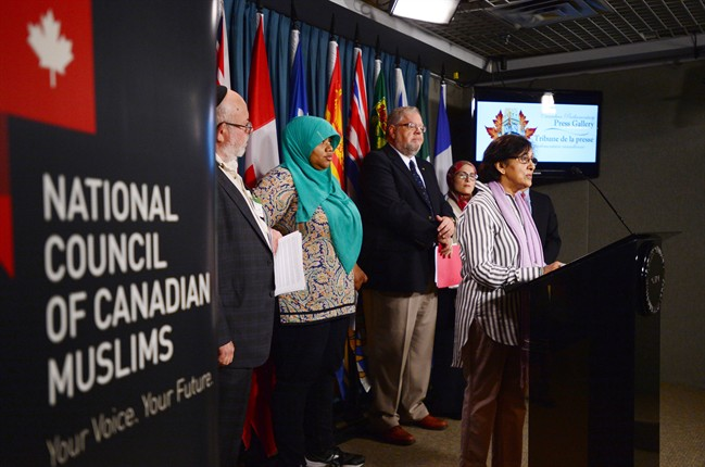 Farhat Rehman, Canadian Council of Muslim Women spoke earlier this week in Ottawa on the release of the latest annual police-related hate crimes data from Statistics Canada.