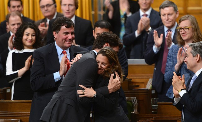 "ANALYSIS: The surprise in Freeland's foreign policy speech was her recognition of America as ""an indispensable nation"" - image"