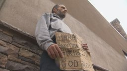 Continue reading: More panhandlers in Winnipeg, some with homes