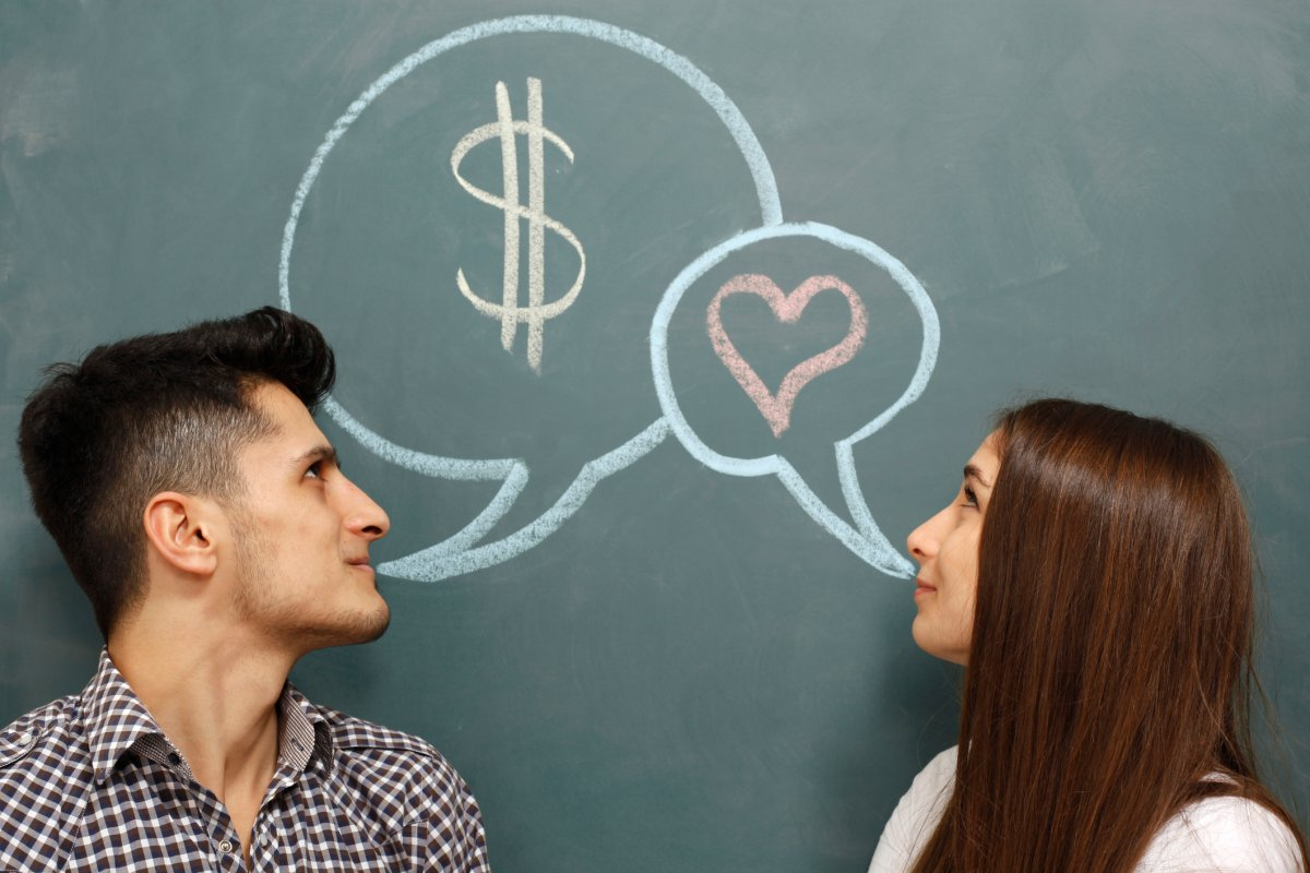 If couples aren't honest about their money habits with one another, then that could spell trouble down the road, experts say.