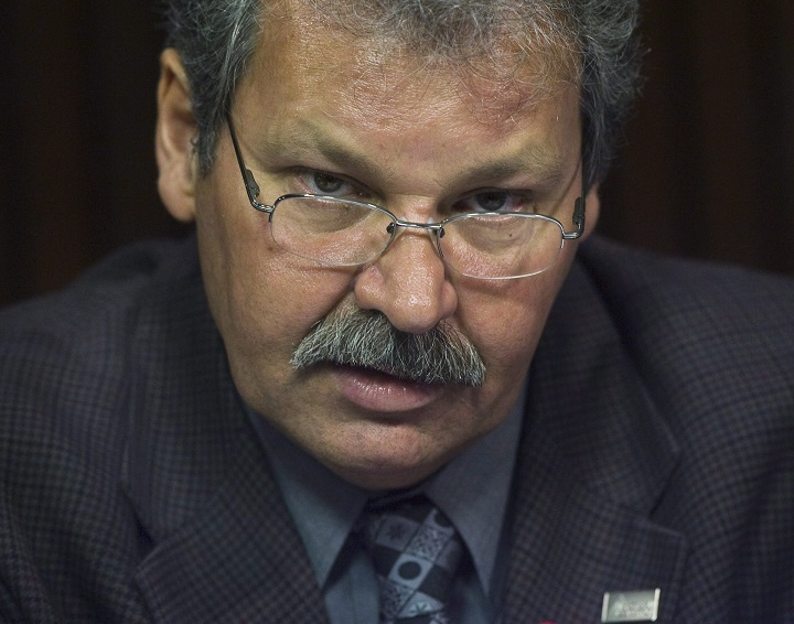 Ontario Public Service Employees Union President Warren (Smokey) Thomas is seen in this file photo.
