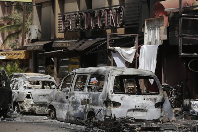 U.S. charges Malian in 2016 al-Qaeda attack in Burkina Faso that killed 6 Canadians - image