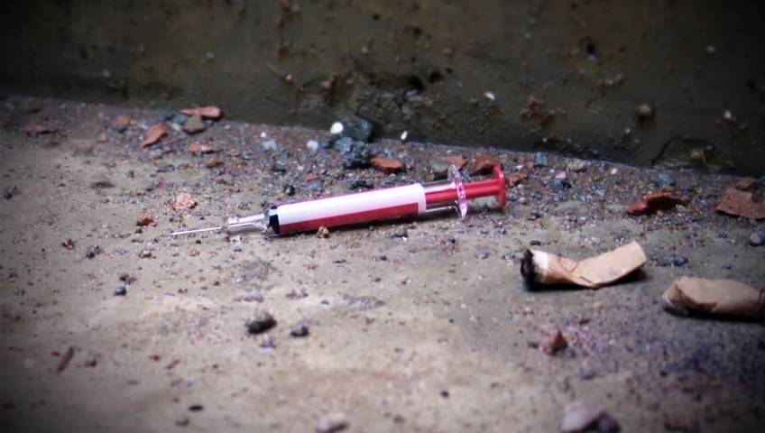 The City of Vancouver says 26 people died of a drug overdose in September.