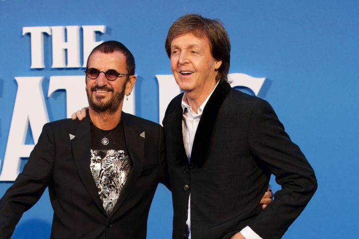 Paul McCartney reunites with Ringo Starr for new song, 'We're On The Road Again' - image