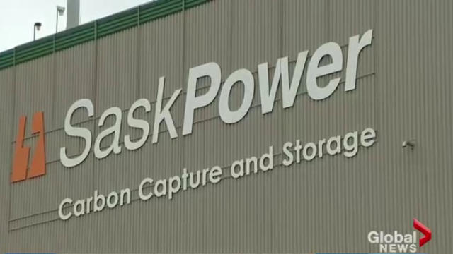 A new report out of the U.K. is criticizing the carbon capture technology being used at Boundary Dam 3 in Saskatchewan. Adam MacVicar with the details.