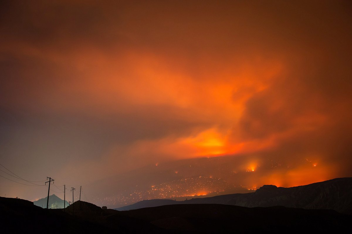 New resources available to those dealing with emotional trauma from last year's B.C. wildfire season - image