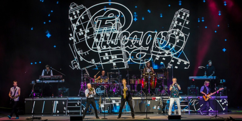 Chicago & The Doobie Brothers @ Budweiser Stage