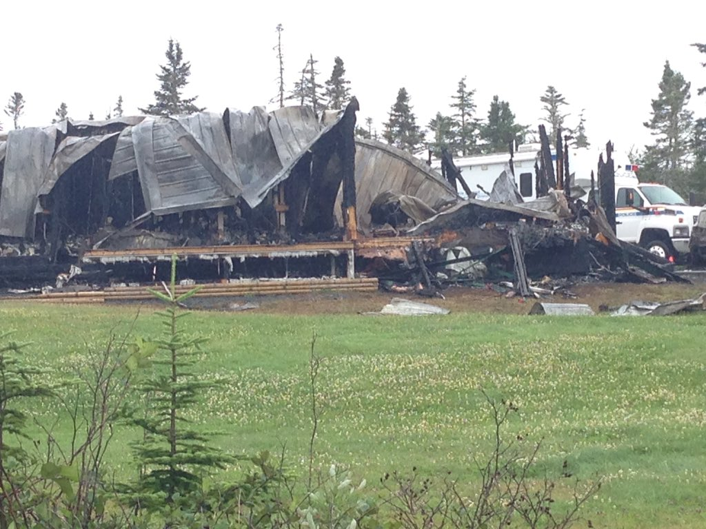 Nova Scotia RCMP say the deaths of a man and woman found following a housefire in Clam Harbour, N.S. are the result of a murder-suicide.
