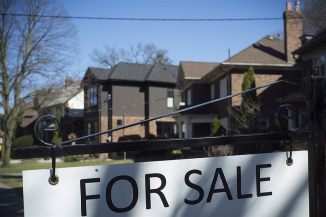 The number of new homes for sales dropped to the lowest level in nearly a decade in January.