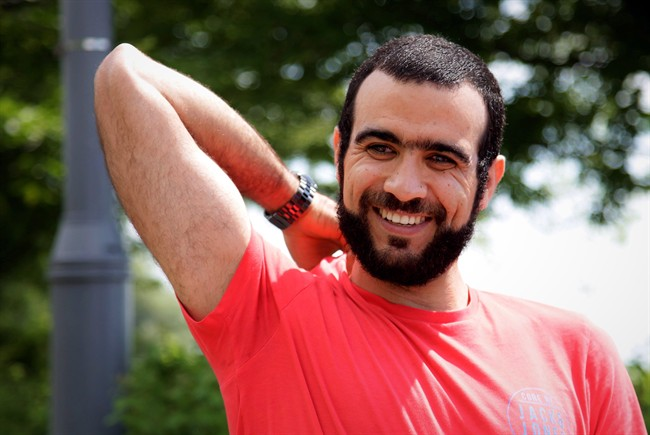 Though Canadians remain divided over the government's settlement with Omar Khadr, Justin Trudeau's approval ratings have gone up since April.
