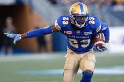 Continue reading: BLOG: Bomber defence prepping ahead of Thursday's game against the Alouettes