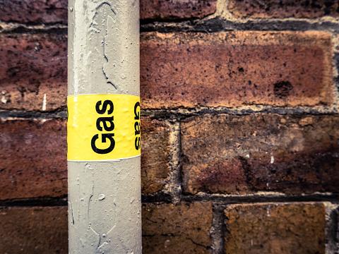A gas leak forced evacuations in Kleefeld, Man. Friday.