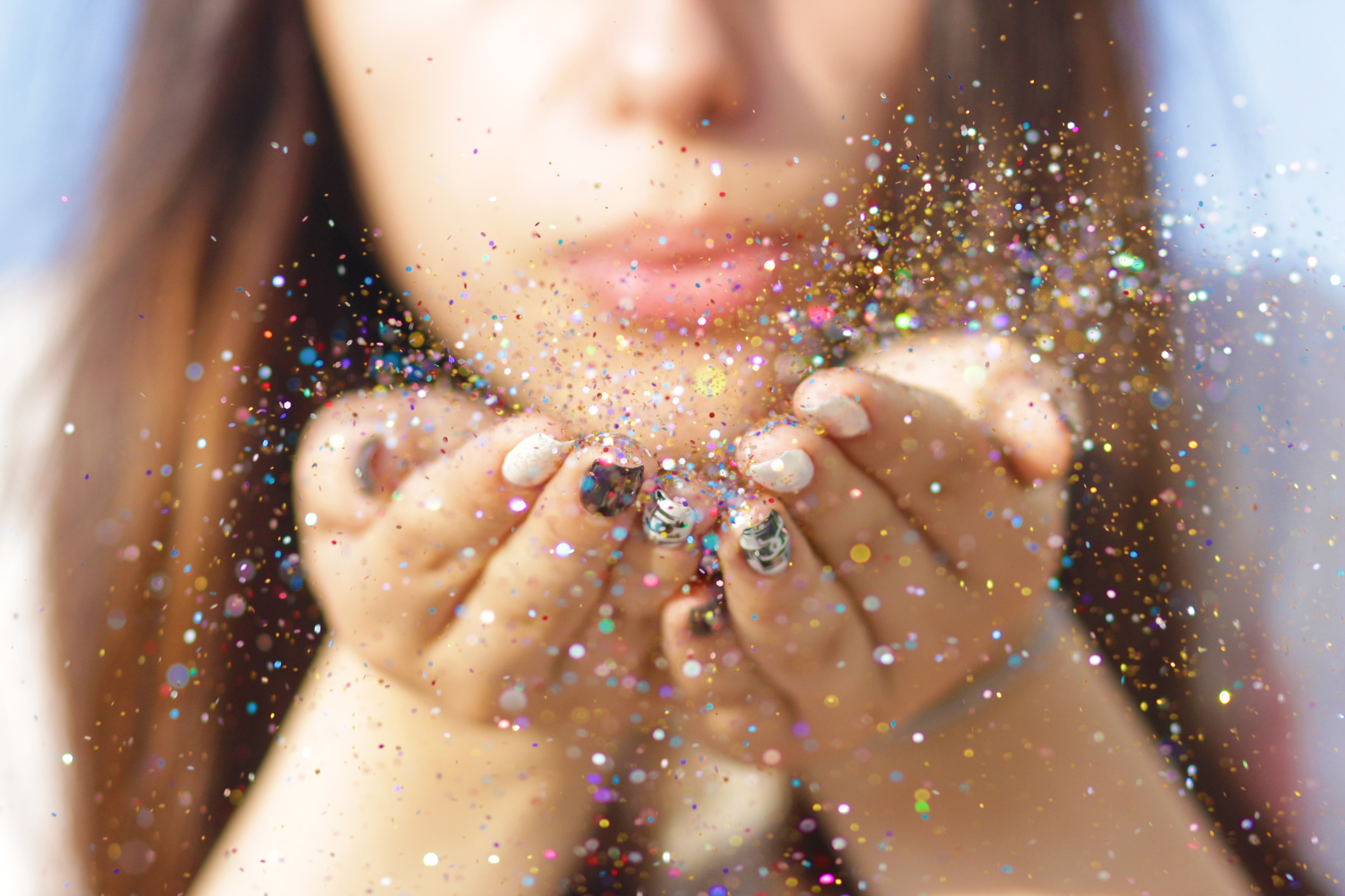 Women/'s Glitter Bombs
