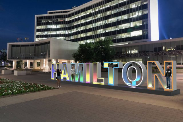 A pair of 30 storey, downtown condo towers are closer to construction, after zoning changes were approved by Hamilton's planning committee.