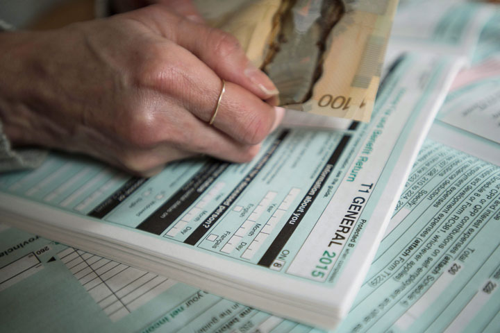 Canada's federal personal income tax turns 100 years old this year.