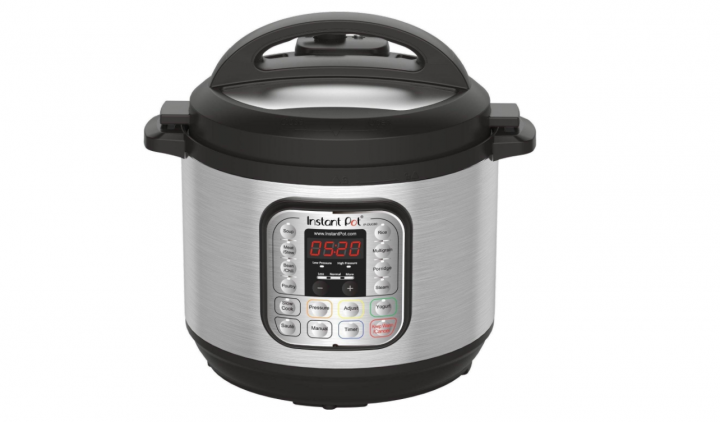 The Instant Pot pressure cooker topped sales during Amazon Prime Day.