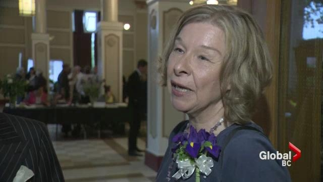 Judy Graves retired as the City of Vancouver's homeless advocate after more than three decades of work.