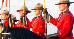 Continue reading: RCMP Musical Ride