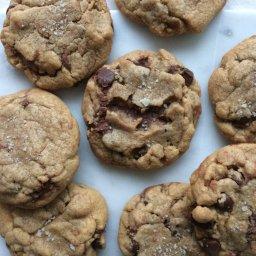 Continue reading: Recipe: Brown Butter Sea Salt Nutella Cookies