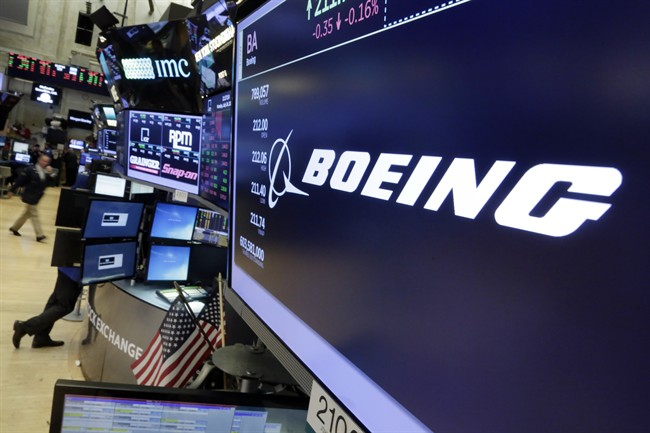 U.S. aircraft maker Boeing is a major recipient of U.S. federal and state subsidies.