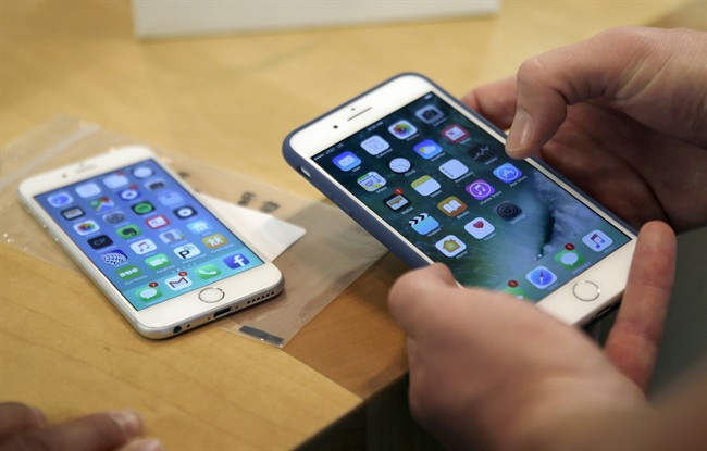 iPhone shipments to the U.S., arguing that the phones infringe on six of its patents.