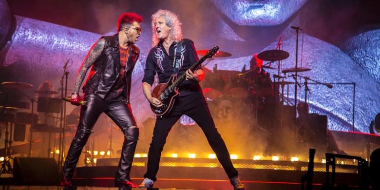 Queen + Adam Lambert @ Air Canada Centre