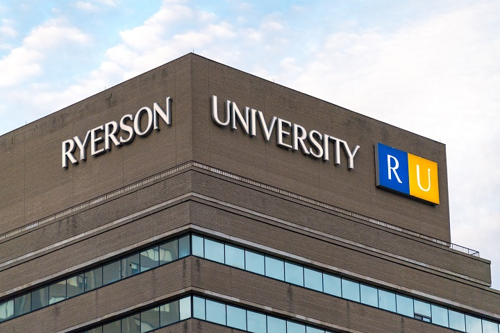 Ryerson University is seen in this file photo.