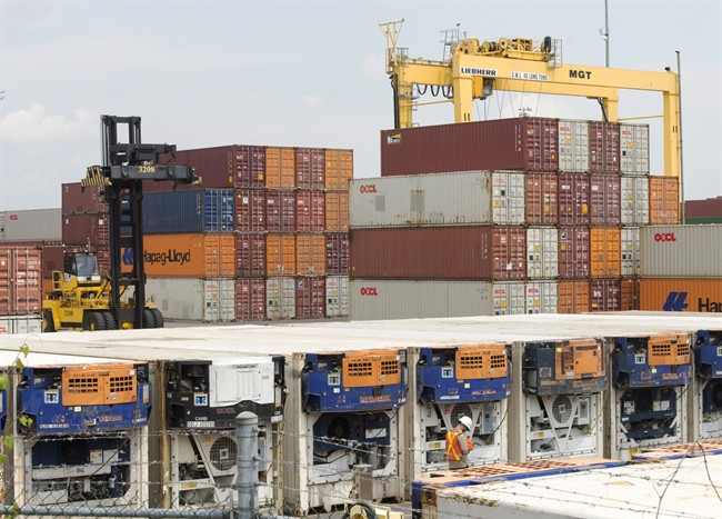 The strike by 1,125 dockworkers, who have been without a collective agreement since September 2018, revolves largely around wages and scheduling.