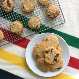 Continue reading: Recipe: Salted Caramel Chocolate Chip Cookies